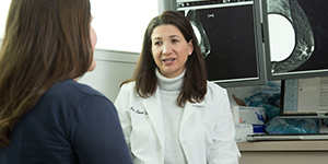 Breast Care - Sandra & Malcolm Berman Comprehensive Breast Center at GBMC