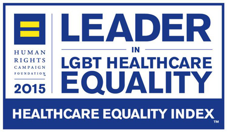 GBMC has earned recognition as a leader in Lesbian, Gay, Bisexual, Transgender (LGBT) healthcare equality by the Healthcare Equality Index