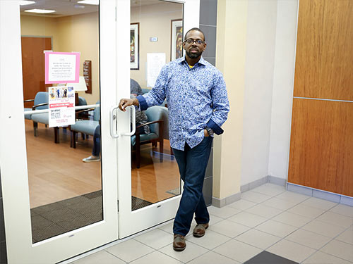 Xavier Smothers - Bariatric Patient at GBMC