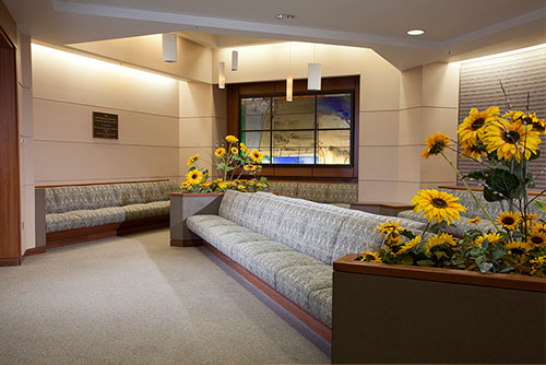 GBMC Cancer Center Gallery