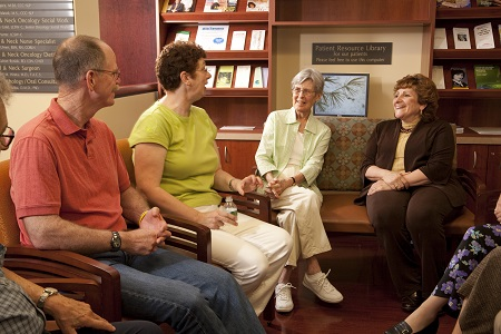 Head and Neck Rehabilitation Support Group
