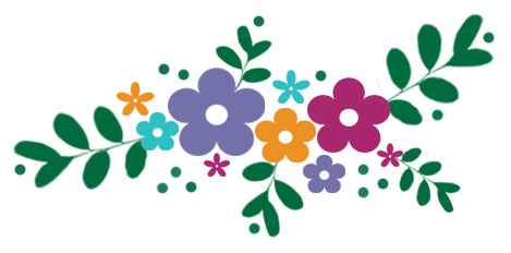 Pediatric Flower Graphic