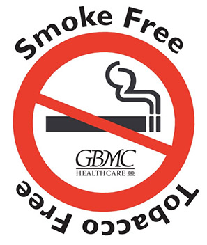 GBMC is a Smoke-Free Campus