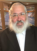 Rabbi Pinchos Rabinowitz, Executive Director, Bikur Cholm and Organizational Liaison to GBMC