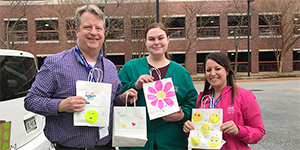 Howard County Students Support GBMC Kids