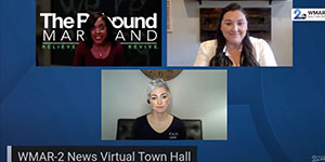 A Special Virtual Town Hall with the SAFE & DV Program and Their Community Partners - Segment One