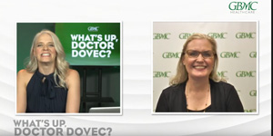 What's Up Dr. Dovec - Learn about the GBMC Internal Medicine Residency Program