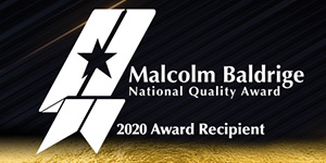 GBMC Achieves the Prestigious Malcolm Baldrige National Quality Award