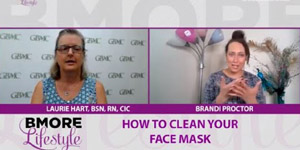 How to Clean Your Mask