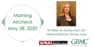 Dr. Motter-Mast, DO, talks about Telehealth