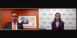 Pediatric Eye Care Discussion on WMAR