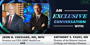 An Exclusive Conversation with Dr. Fauci