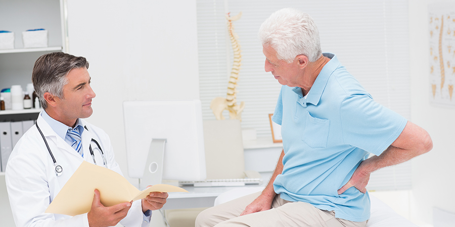 Find out once and for all about what to do about your back pain