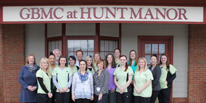 GBMC at Hunt Manor: Community and Convenience