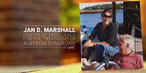 The Jan D. Marshall Center of Excellence for the Treatment of Alstrom Syndrome at GBMC