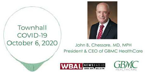 President and CEO Discusses COVID-19 for WBAL TownHall