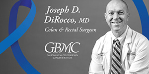 Colorectal Cancer Explained by Dr. Joseph DiRocco