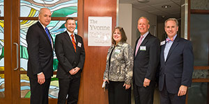 Kahlert Foundation Gift Supports GBMC's Spiritual Services Department