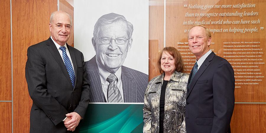 PPN Dedication Honors Bill Kahlert
