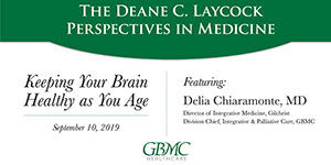 Keeping Your Brain Healthy As You Age - Perspectives in Medicine