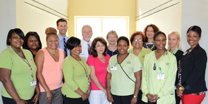 Meet Your Friendly GBMC at Owings Mills Primary Care Practice