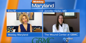Midday Maryland - The Wound Center at GBMC