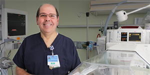 NICU Nurse Profile: Joe Henry, RN