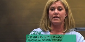 Patient Testimonial for Robotic Surgery