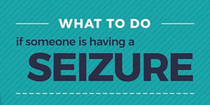How to respond if someone is having a seizure
