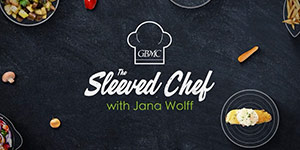 Eggplant Lasagna & Italian Turkey Meatballs with The Sleeved Chef and Jana Wolff