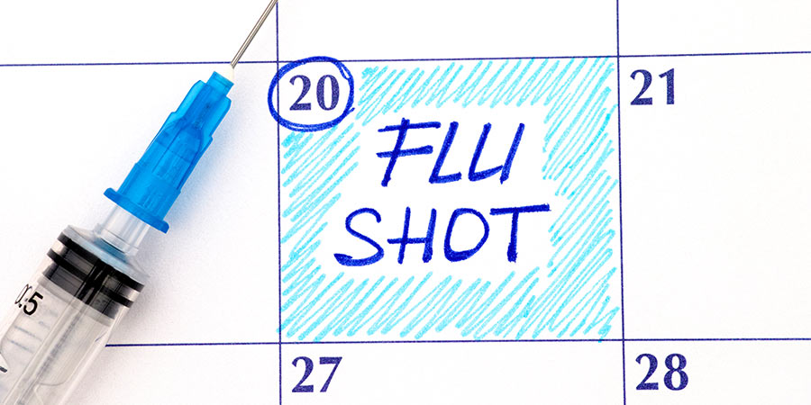 how to get over the flu 2018
