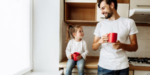 Top Five Tips for Parents During This Time