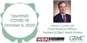 COVID-19 Townhall: Dr. Harold J. Tucker on How GBMC is Keeping Patients Safe