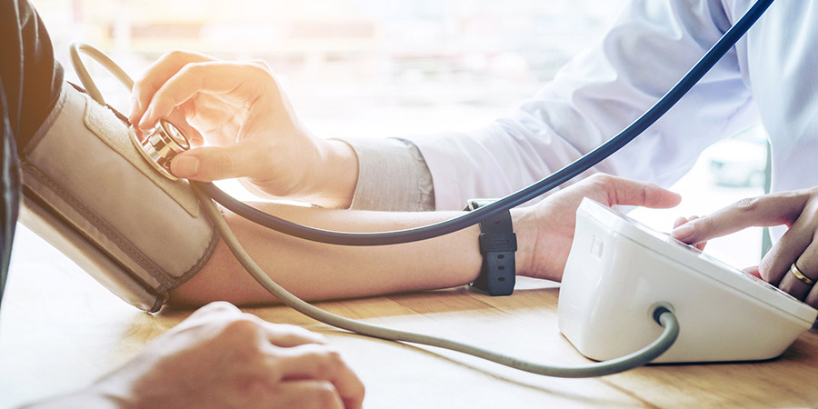 The Ups and Downs of High Blood Pressure