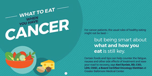What to Eat When You Have Cancer