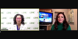 WMAR Facebook Live - Cervical Cancer Discussion